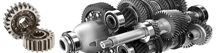 Industrial gears manufacturing